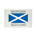 Bearsden Scotland Rectangle Magnet (100 pack)