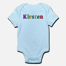 Kirsten Shiny Colors Body Suit