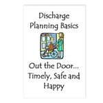 Discharge Planning Postcards (Package of 8)