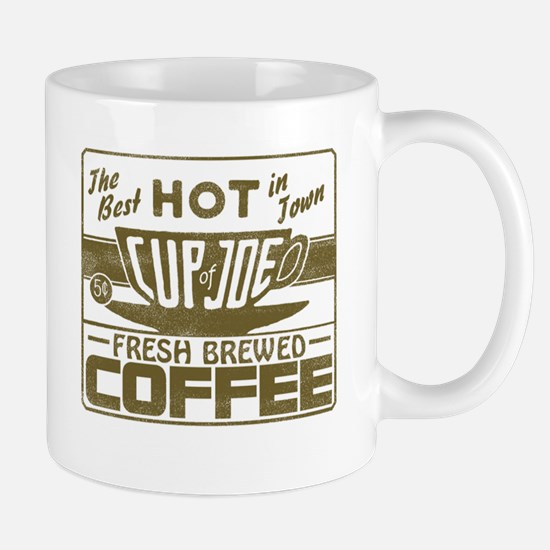 Hot Cup of Joe Coffee Mugs