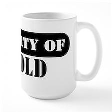 Property of Jerold Mug