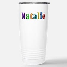 Natalie Shiny Colors Travel Mug