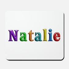 Natalie Shiny Colors Mousepad