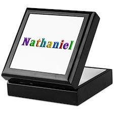 Nathaniel Shiny Colors Keepsake Box
