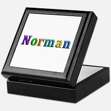 Norman Shiny Colors Keepsake Box
