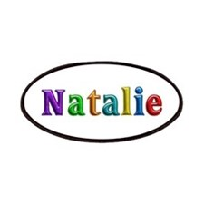 Natalie Shiny Colors Patch