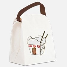 Political Canvas Lunch Bag