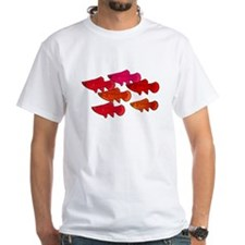 School of Scarlet Tetras copy T-Shirt