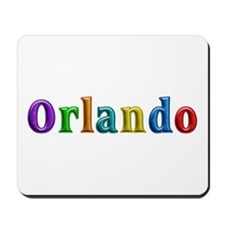 Orlando Shiny Colors Mousepad