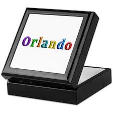 Orlando Shiny Colors Keepsake Box