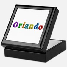 Orlando Shiny Colors Keepsake Box