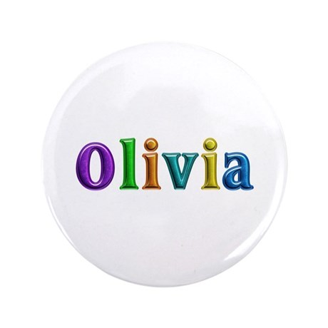 Olivia Shiny Colors Big Button 100 Pack