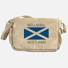 Bellshill Scotland Messenger Bag