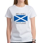 Bellshill Scotland Women's T-Shirt