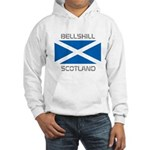Bellshill Scotland Hooded Sweatshirt