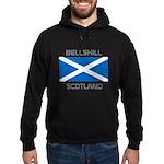 Bellshill Scotland Hoodie (dark)
