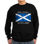 Bellshill Scotland Sweatshirt (dark)