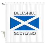 Bellshill Scotland Shower Curtain