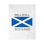 Bellshill Scotland Twin Duvet
