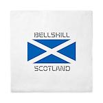 Bellshill Scotland Queen Duvet
