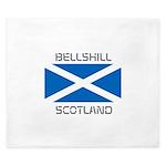 Bellshill Scotland King Duvet