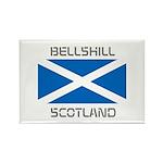 Bellshill Scotland Rectangle Magnet (10 pack)