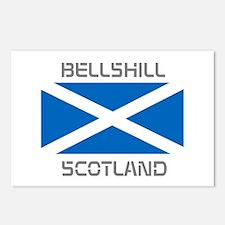 Bellshill Scotland Postcards (Package of 8)