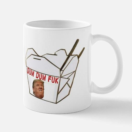 Sum Dum Fuk Mugs