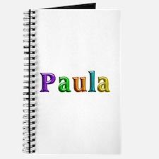 Paula Shiny Colors Journal