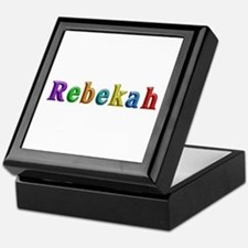 Rebekah Shiny Colors Keepsake Box