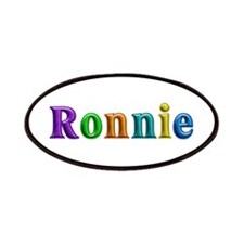 Ronnie Shiny Colors Patch