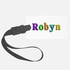Robyn Shiny Colors Luggage Tag