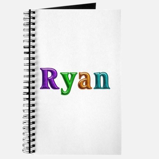 Ryan Shiny Colors Journal