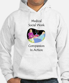 Medical Social Work Hoodie