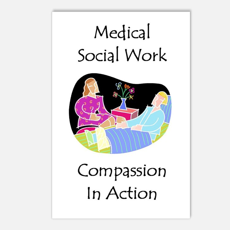 how to become a medical social worker