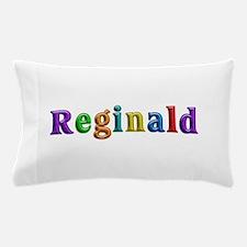 Reginald Shiny Colors Pillow Case