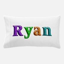 Ryan Shiny Colors Pillow Case