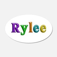 Rylee Shiny Colors Wall Decal