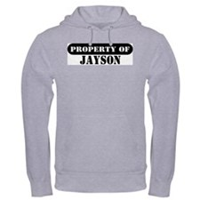 Property of Jayson Hoodie