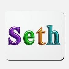Seth Shiny Colors Mousepad