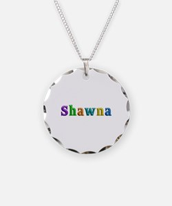 Shawna Shiny Colors Necklace
