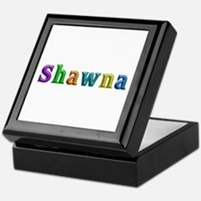 Shawna Shiny Colors Keepsake Box