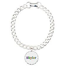 Skyler Shiny Colors Bracelet