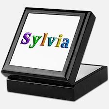 Sylvia Shiny Colors Keepsake Box