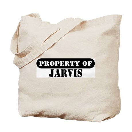 Property of Jarvis Tote Bag