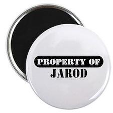 Property of Jarod Magnet