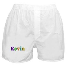 Kevin Shiny Colors Boxer Shorts