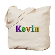 Kevin Shiny Colors Tote Bag