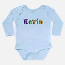 Kevin Shiny Colors Body Suit