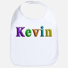 Kevin Shiny Colors Bib